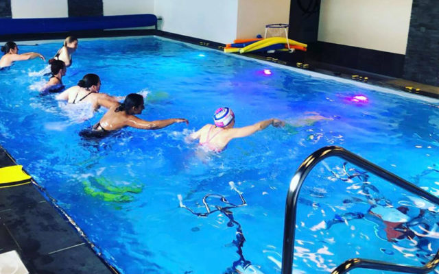 Aquatraining Angers